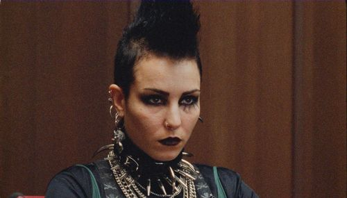 GIRL WHO KICKED THE HORNETS NEST Noomi Rapace 2