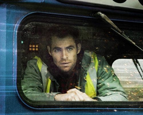 UNSTOPPABLE Chris Pine