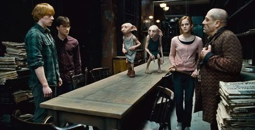 dobby harry potter and deathly hallows. manor Dobby+harry+potter+7