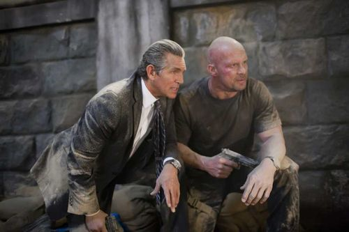 EXPENDABLES Blu-ray 4