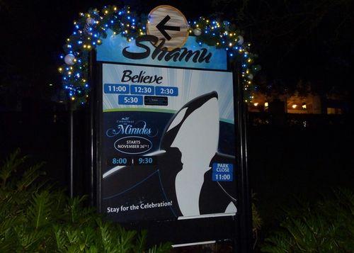 Sea World's Christmas Celebration 14