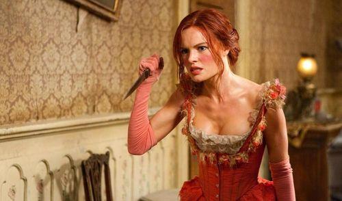 WARRIOR'S WAY Kate Bosworth