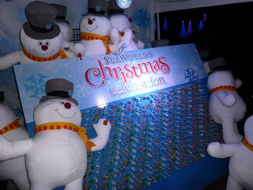 Sea World's Christmas Celebration 36