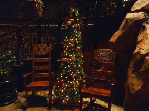 Walt Disney World Hotel Christmas 35