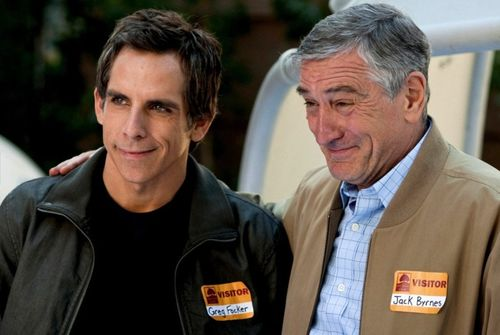 LITTLE FOCKERS De Niro and Stiller