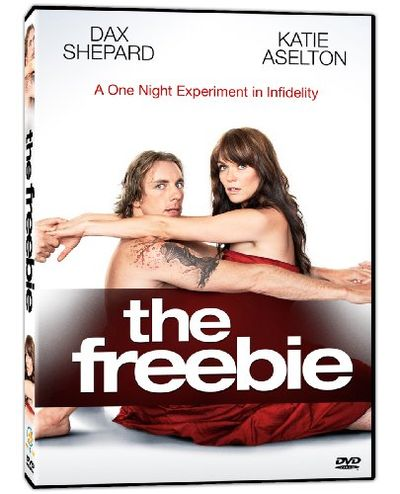 FREEBIE DVD Cover