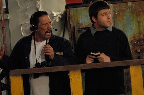 DEATH RACE 2 Danny Trejo