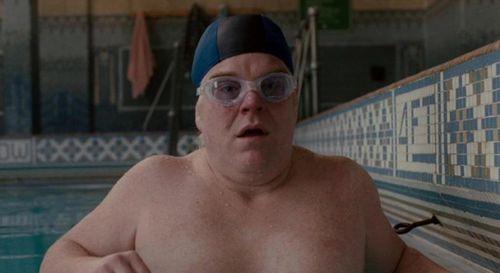 JACK GOES BOATING Philip Seymour Hoffman Swimming