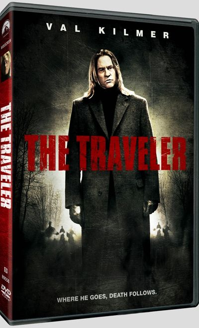 TRAVELER DVD Cover