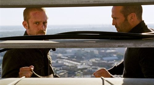 MECHANIC Ben Foster Jason Statham