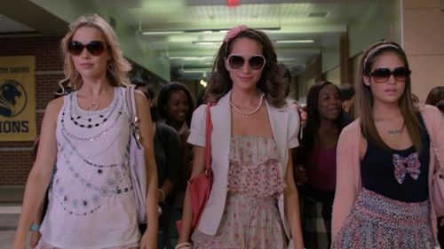 MEAN GIRLS 2 Plastics