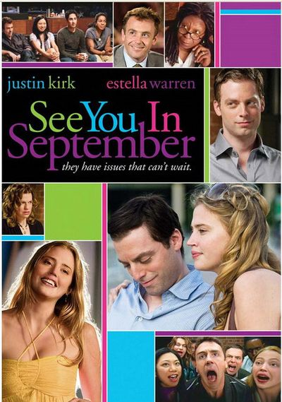 SEE YOU IN SEPTEMBER DVD Cover