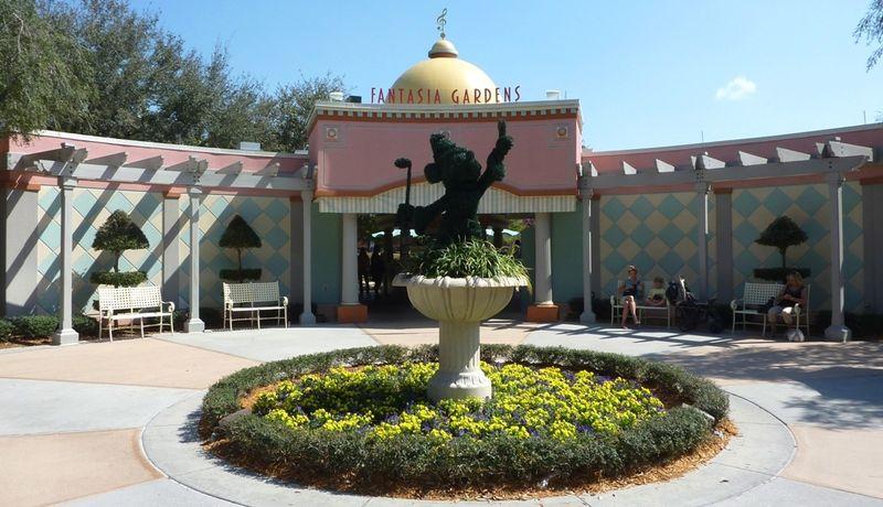 Fantasia Gardens Miniature Golf Course 1