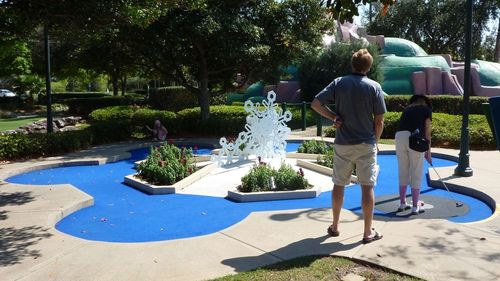 Fantasia Gardens Miniature Golf Course 14