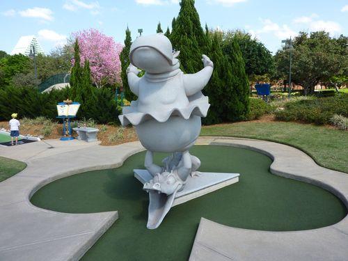 Fantasia Gardens Miniature Golf Course 28