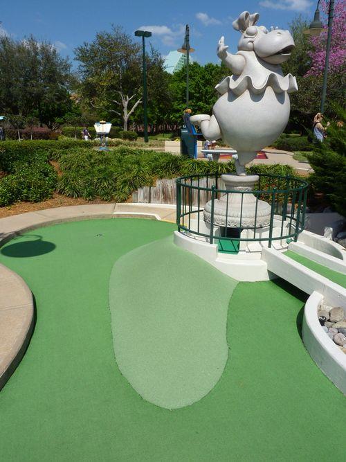 Fantasia Gardens Miniature Golf Course 30