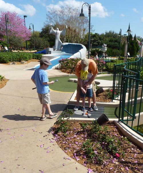 Fantasia Gardens Miniature Golf Course 40