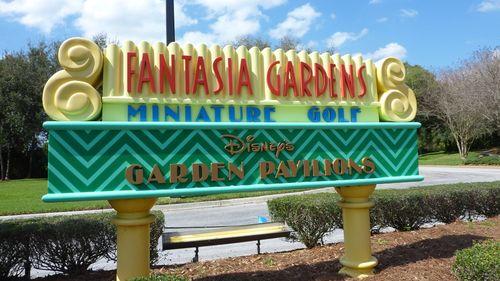 Fantasia Gardens Miniature Golf Course 46