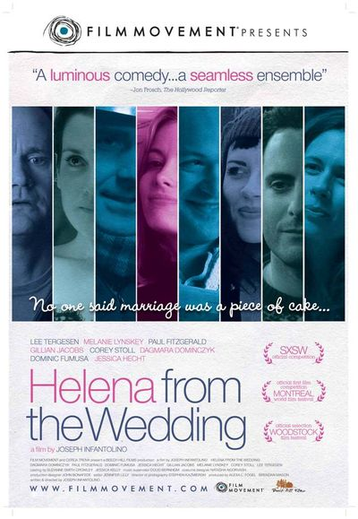 HELENA FROM THE WEDDING DVD Cover