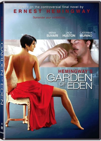 HEMINGWAY'S GARDEN OF EDEN DVD