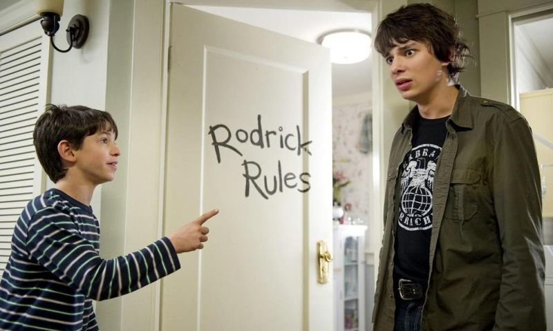 DIARY OF A WIMPY KID RODERICK RULES Still 1