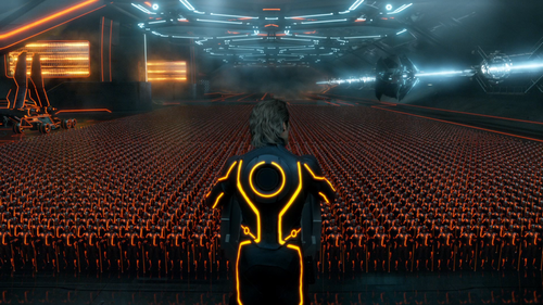 TRON LEGACY Clu Speech