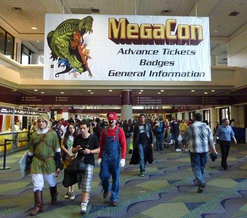 MegaCon Orlando 17