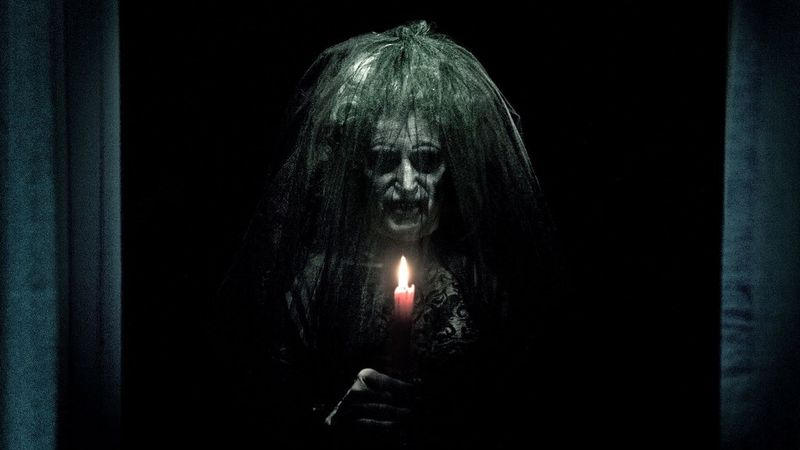 INSIDIOUS Witch