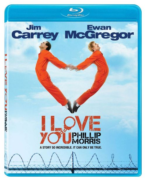 I LOVE YOU PHILLIP MORRIS Blu-ray