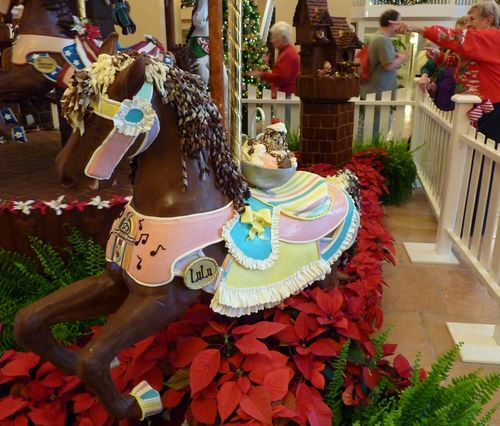 Walt Disney World Hotel Christmas 1