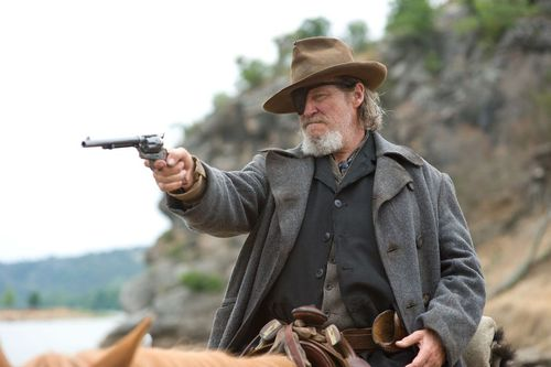TRUE GRIT Jeff Bridges