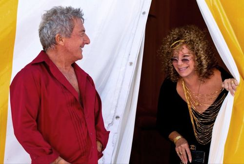 LITTLE FOCKERS Hoffman and Streisand