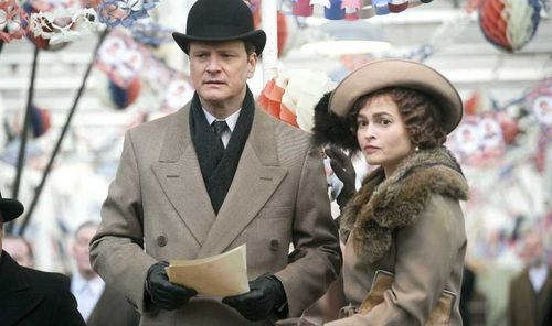 KING'S SPEECH Still 1