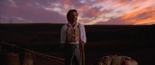 DANCES WITH WOLVES Sunset