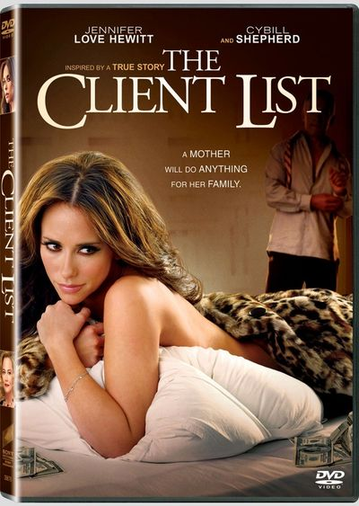 CLIENT LIST DVD Cover