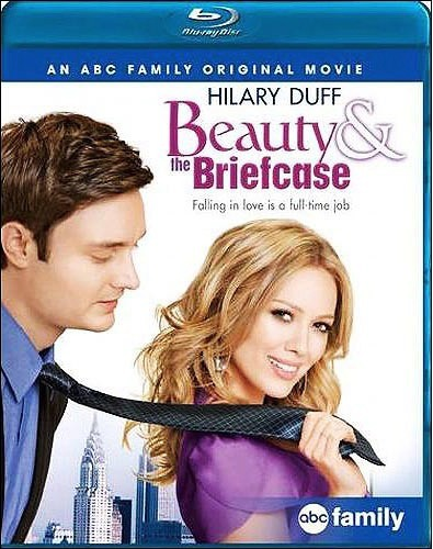 BEAUTY & THE BRIEFCASE Blu-ray Cover