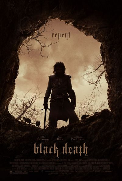 BLACK DEATH Movie Poster