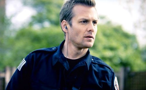 SWAT FIREFIGHT Gabriel Macht
