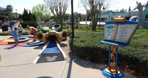 Fantasia Gardens Miniature Golf Course 7