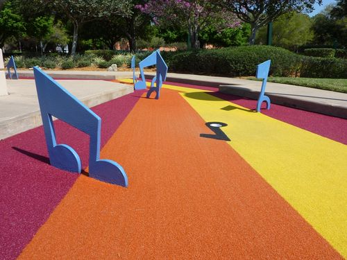 Fantasia Gardens Miniature Golf Course 8