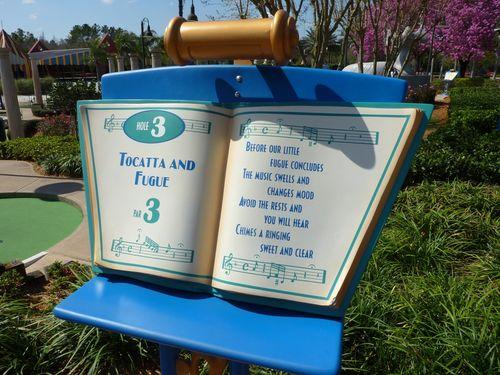 Fantasia Gardens Miniature Golf Course 10