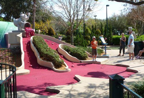Fantasia Gardens Miniature Golf Course 24