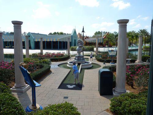 Fantasia Gardens Miniature Golf Course 31