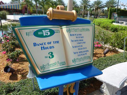 Fantasia Gardens Miniature Golf Course 35