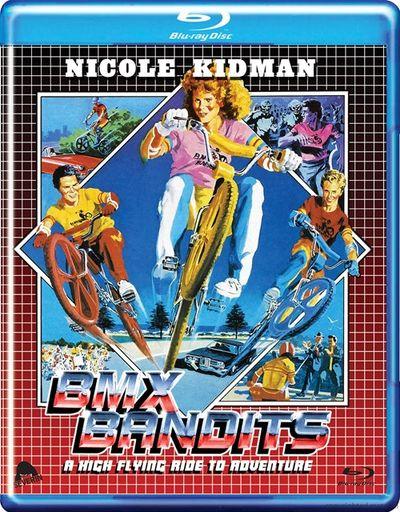 BMX Bandits Blu-ray Cover