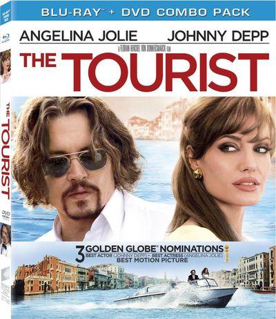 TOURIST Blu-ray