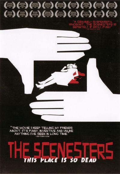 SCENESTERS DVD