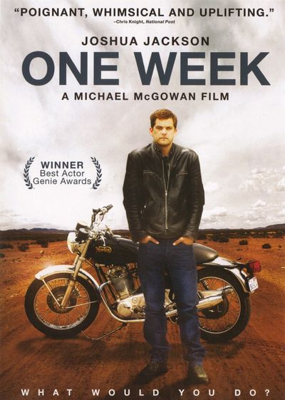 ONE WEEK DVD IFC