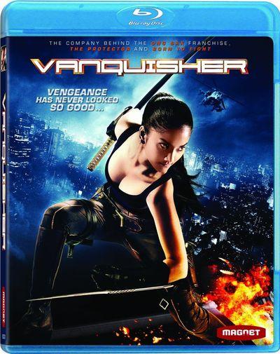 VANQUISHER Blu-ray