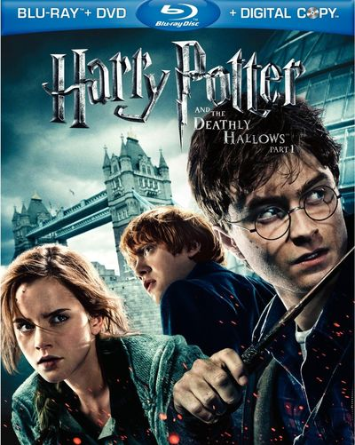 HARRY POTTER AND THER DEATHLY HALLOWS Blu-ray